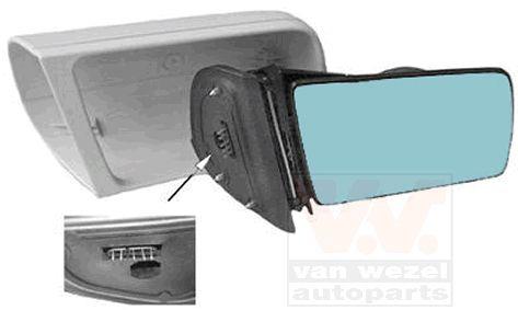 Rétroviseur extérieur - VAN WEZEL - 3030808