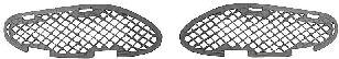 Grille de ventilation, pare-chocs - VAN WEZEL - 3031592
