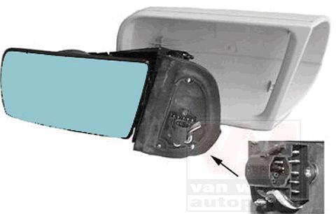Rétroviseur extérieur - VAN WEZEL - 3031809