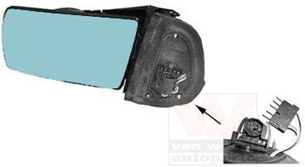 Rétroviseur extérieur - VAN WEZEL - 3031853