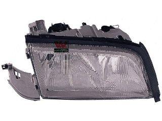 Glace striée, projecteur principal - VAN WEZEL - 3031977V