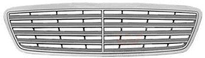 Grille de radiateur - VAN WEZEL - 3032514