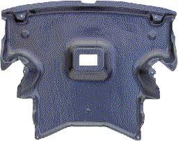 Insonoristaion du compartiment moteur - VAN WEZEL - 3032701