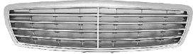 Grille de radiateur - VAN WEZEL - 3041518