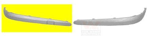 Enjoliveur, pare-chocs - VWA - 88VWA3041582
