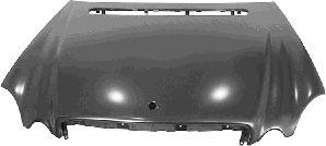 Capot-moteur - VAN WEZEL - 3041660