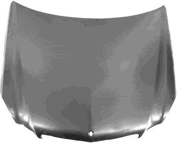 Capot-moteur - VAN WEZEL - 3044670