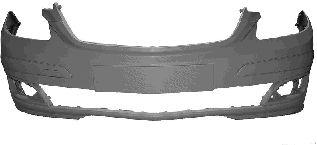 Pare-chocs - VAN WEZEL - 3045574