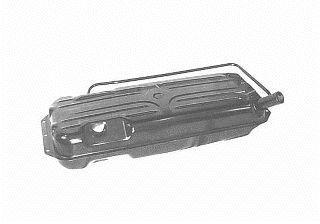 Réservoir de carburant - VAN WEZEL - 3070082