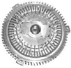 Embrayage, ventilateur de radiateur - VAN WEZEL - 3075740