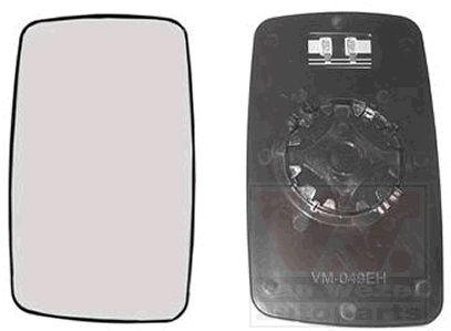 Verre de rétroviseur, rétroviseur extérieur - VAN WEZEL - 3075861