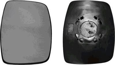 Verre de rétroviseur, rétroviseur extérieur - VAN WEZEL - 3078830