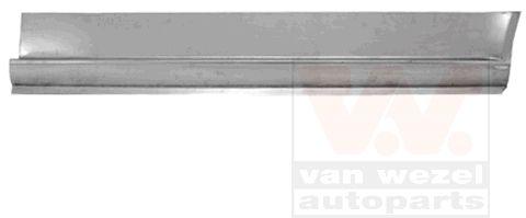 Panneau latéral - VAN WEZEL - 3080109