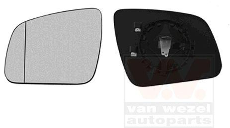 Verre de rétroviseur, rétroviseur extérieur - VAN WEZEL - 3091837U