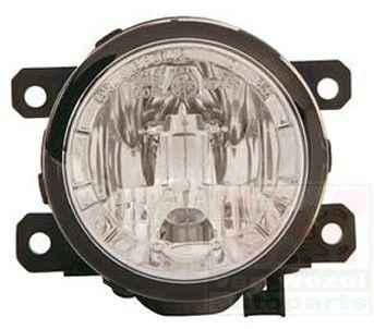 Projecteur antibrouillard - VAN WEZEL - 3201999