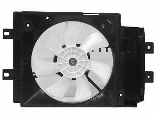 Ventilateur, condenseur de climatisation - VAN WEZEL - 3305751