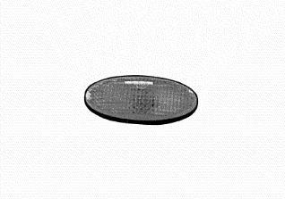 Feu clignotant - VAN WEZEL - 3306913