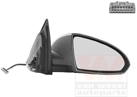 Rétroviseur extérieur - VWA - 88VWA3352818
