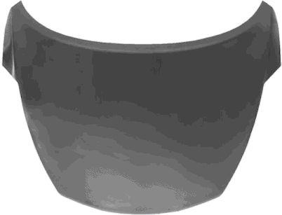 Capot-moteur - VAN WEZEL - 3380670
