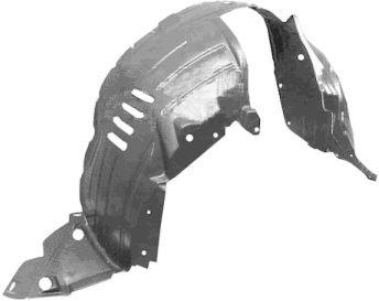 Garniture, passage de roue - VAN WEZEL - 3388434
