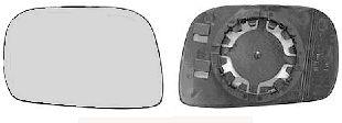 Verre de rétroviseur, rétroviseur extérieur - VAN WEZEL - 3701832