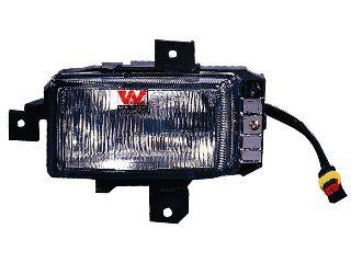 Projecteur antibrouillard - VAN WEZEL - 3715995