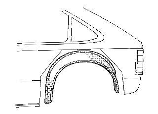 Passage de roue - VAN WEZEL - 3734346