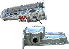 Carter d'huile - VAN WEZEL - 3734071