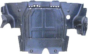 Insonoristaion du compartiment moteur - VAN WEZEL - 3742701