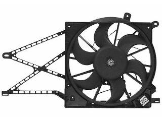 Ventilateur, refroidissement du moteur - VAN WEZEL - 3742746
