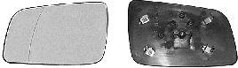 Verre de rétroviseur, rétroviseur extérieur - VAN WEZEL - 3742836