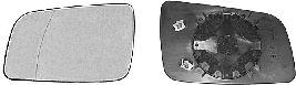 Verre de rétroviseur, rétroviseur extérieur - VAN WEZEL - 3742861