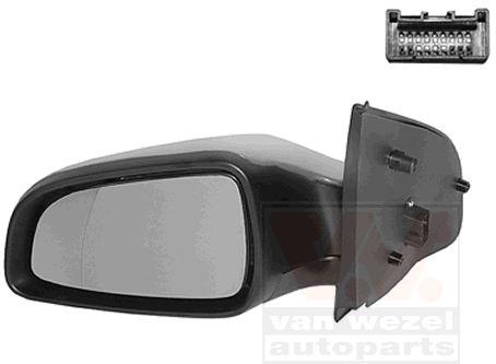 Rétroviseur extérieur - VWA - 88VWA3745817