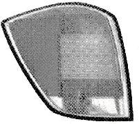 Feu arrière - VAN WEZEL - 3745936