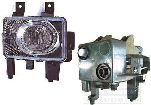 Projecteur antibrouillard - VAN WEZEL - 3745996