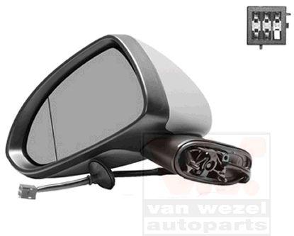 Rétroviseur extérieur - VAN WEZEL - 3750807