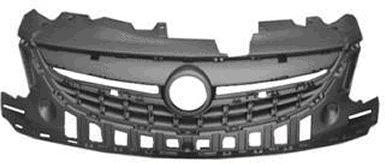 Grille de radiateur - VAN WEZEL - 3752510