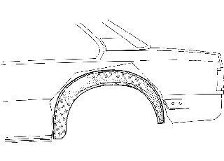Passage de roue - VAN WEZEL - 3763446