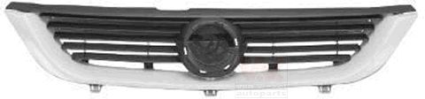 Grille de radiateur - VAN WEZEL - 3766510