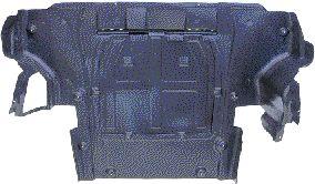 Insonoristaion du compartiment moteur - VAN WEZEL - 3766701