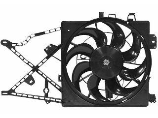 Ventilateur, refroidissement du moteur - VAN WEZEL - 3766746