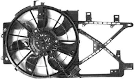Ventilateur, refroidissement du moteur - VWA - 88VWA3766748