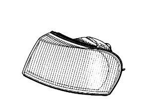 Feu clignotant - VAN WEZEL - 3766907