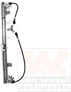 Lève-vitre - VAN WEZEL - 3768263