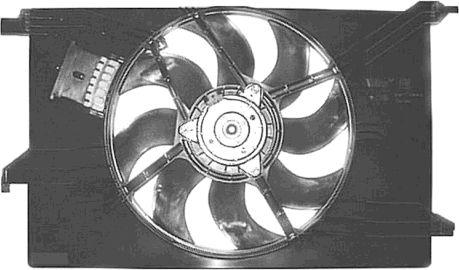 Ventilateur, refroidissement du moteur - VWA - 88VWA3768747