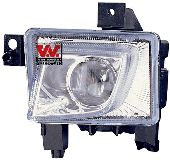 Projecteur antibrouillard - VAN WEZEL - 3768995