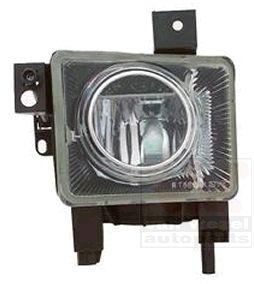 Projecteur antibrouillard - VAN WEZEL - 3769995
