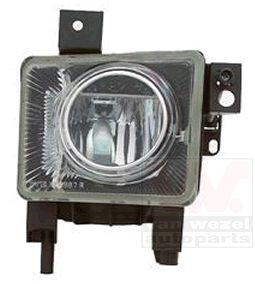Projecteur antibrouillard - VAN WEZEL - 3769996