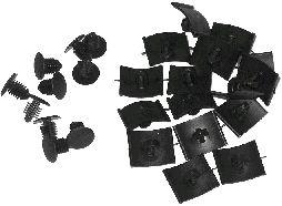 Kit d'assemblage, capot-moteur - VAN WEZEL - 3776797
