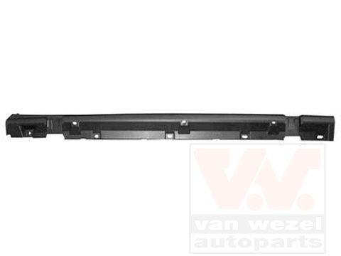 Baguette et bande protectrice, pare-chocs - VWA - 88VWA3777417